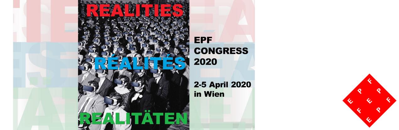 Psihoanalitičari i psihoanalitičari u edukaciji PDS će učestvovati na 33. Godišnjoj Konferenciji Evropske psihoanalitičke federacije (EPF).